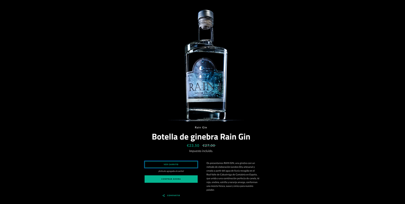 Desktop 2 Rain Gin